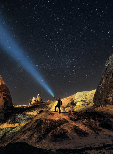 Особенности ночной пейзажной фотографии: инструкция по применению
