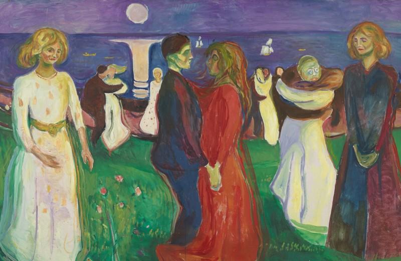 «Кричащее» наследие Эдварда Мунка на выставке в Москве