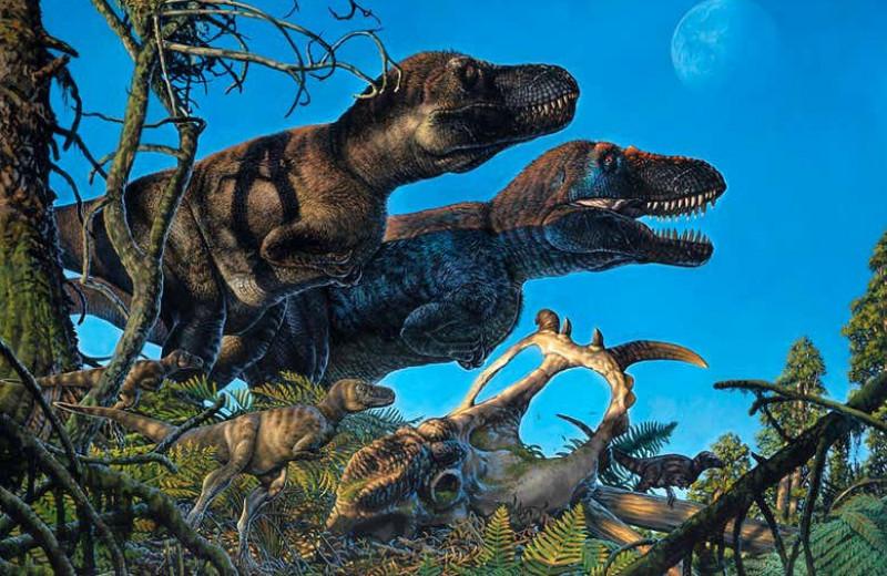 Древняя Арктика считалась слишком враждебной для динозавров. Оказывается, это не так