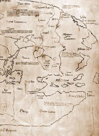 Древнейшая карта Америки оказалась подделкой