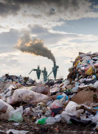 Как сжигание мусора провоцирует болезни