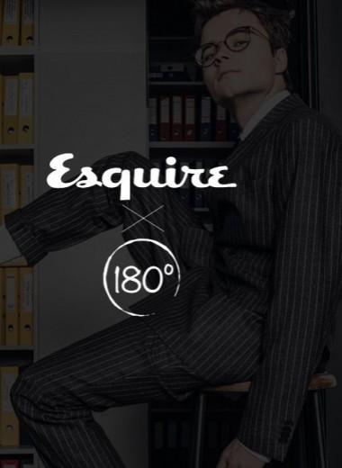 Коллаборация Esquire и подкаста «180 градусов»: аудиоинтервью с журналистом Иваном Сурвилло (расшифровка тоже есть)