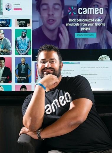 Забытые знаменитости стали источником дохода для стартапа: как работает проект видеооткрыток Cameo