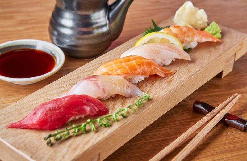 SHIBA – новый японский ресторан Аркадия Новикова на Патриарших прудах