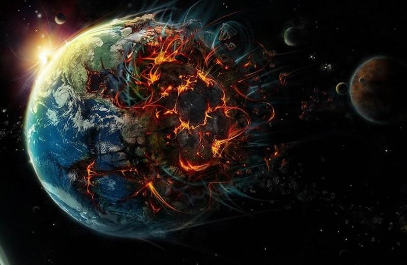 5 вероятных сценариев гибели Земли: мир под водой или радиоактивная пустошь?