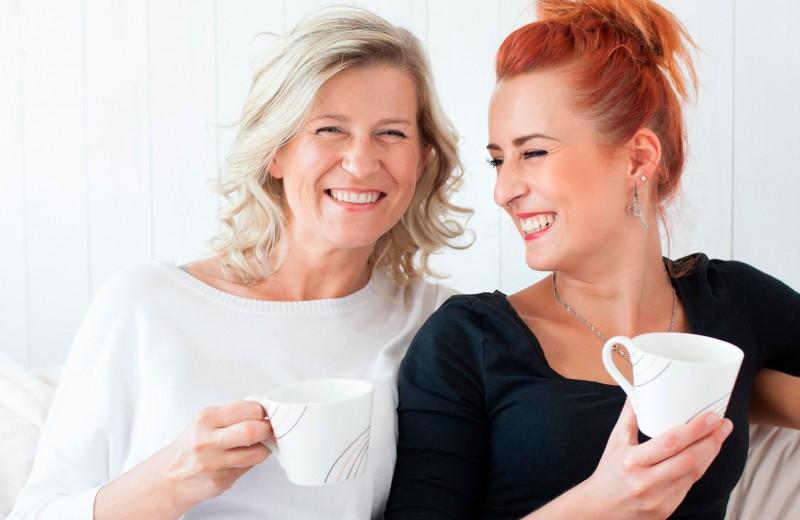 9 привычек, которые сделают вашу маму долгожительницей