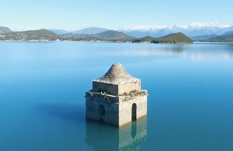 7 реальных подводных городов, которые открыты для туристов (от них захватывает дух)