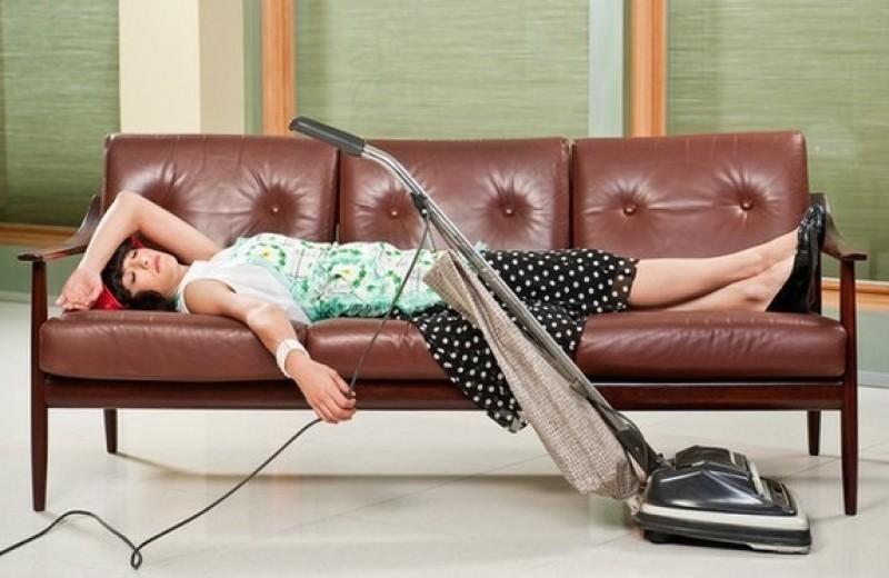 Почему мужчины не помогают по дому и как с этим бороться