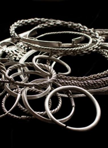 В окрестностях Старой Рязани нашли клад серебряных украшений и денег домонгольского периода