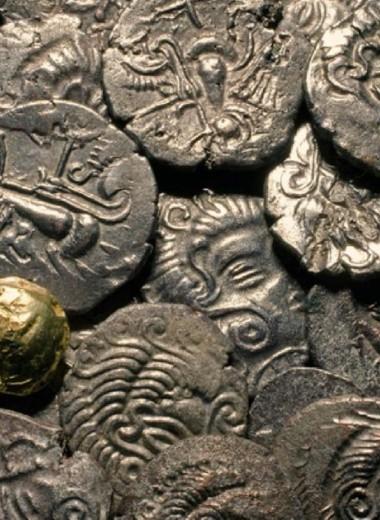 Кельтский клад золотых монет внесен в Книгу рекордов Гиннеса