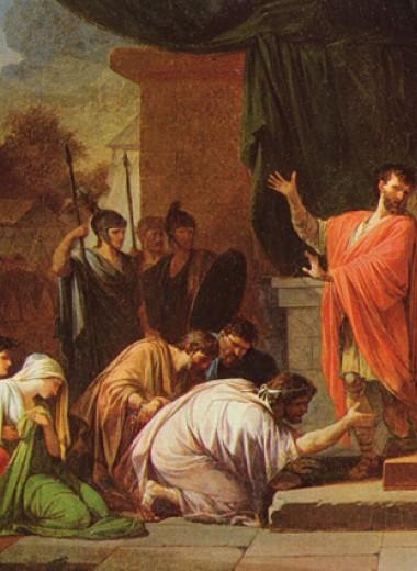 Ангелос Ханиотис: Конец Македонского царства