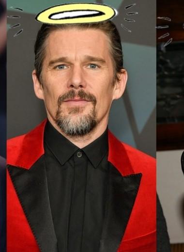 5 голливудских красавцев, которые изменяли женам с нянями