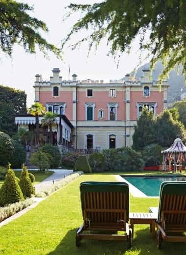 Крепкий фундамент: зарубежная недвижимость участников списка Forbes
