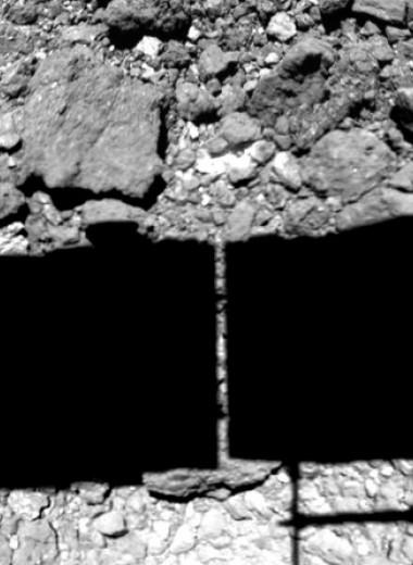Астероид Рюгу «загорел» под солнечными лучами