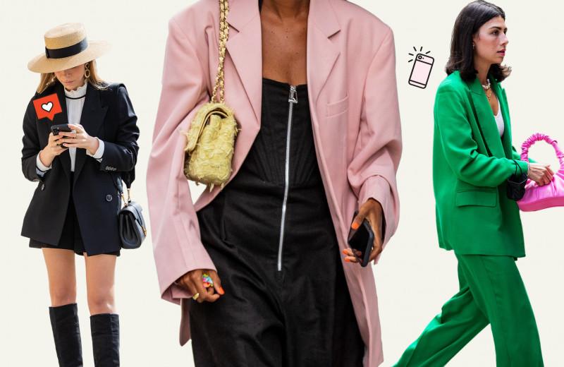 Как одеваются британские модницы: лучшие образы гостей Недели моды в Лондоне