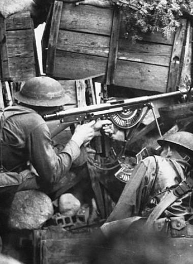 Пулемет Шоша— худшее оружие в истории