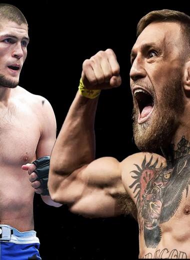 Хабиб против Конора. Как разгорелся самый громкий скандал в истории UFC