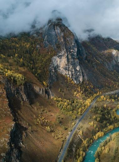 История одного осеннего автопутешествия по Алтаю