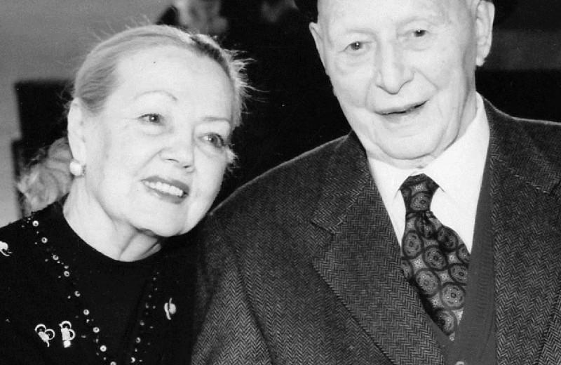 Два долгожителя: ушла из жизни вдова легендарного балетмейстера Игоря Моисеева