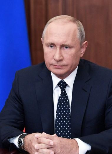 Шаг вперед, два назад. Путин смягчил пенсионную реформу