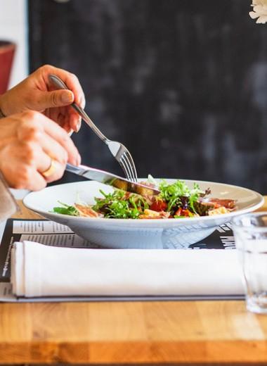 5простых правил питания, которые помогают быстро похудеть