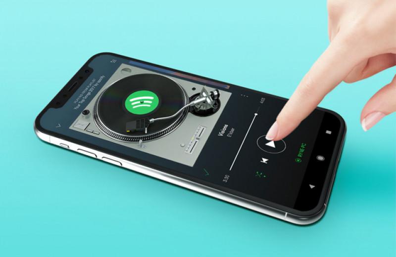Как зарождался Spotify