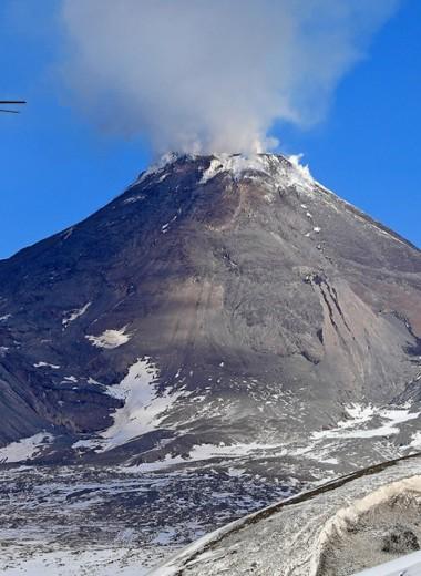 Как растут вулканы после гибели: новое исследование