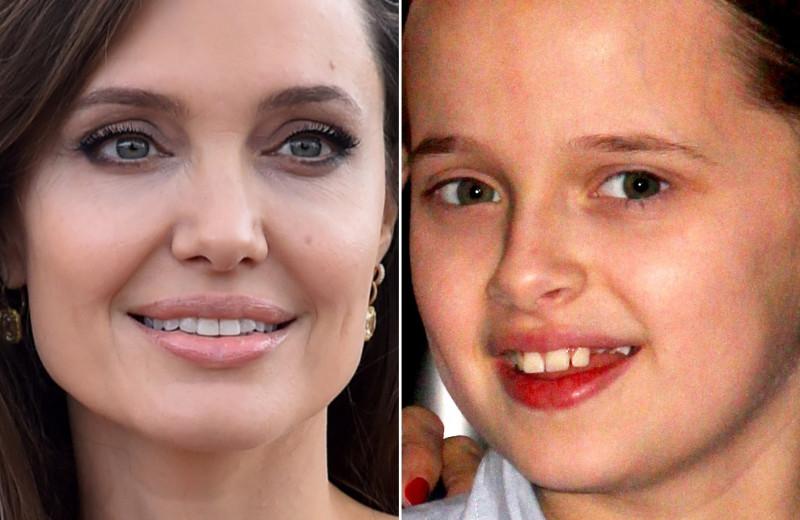 «Моя смелая красавица Вивьен!»: удивительные факты о дочери Анджелины Джоли