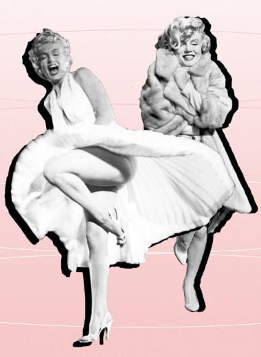 То самое белое платье, бикини и мешок из-под картошки: 10 самых знаковых модных моментов Мэрилин Монро