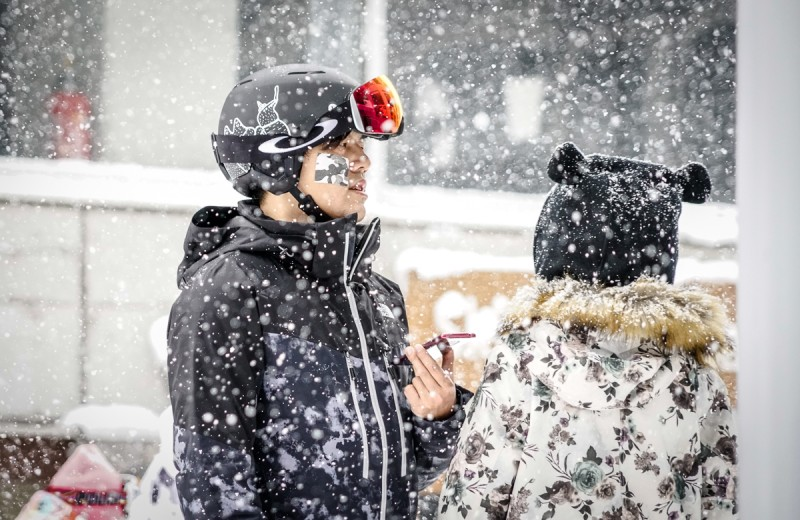 Зачем ехать кататься на лыжах в Японию