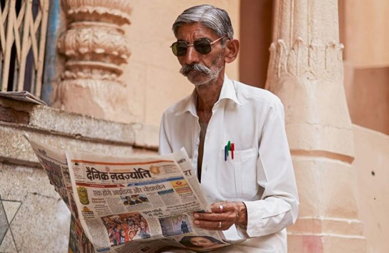 Почему модницам просто необходима книга Скотта Шумана, посвященная Индии