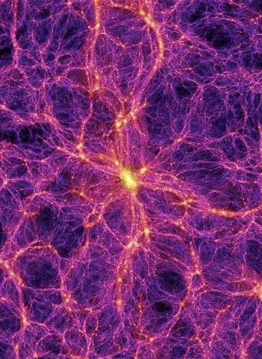 Зачем придумали темную материю