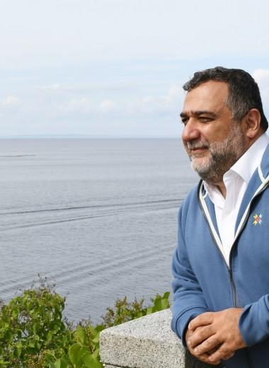 «Богатому мужчине в наше время стало сложнее жить»: один день с Рубеном Варданяном