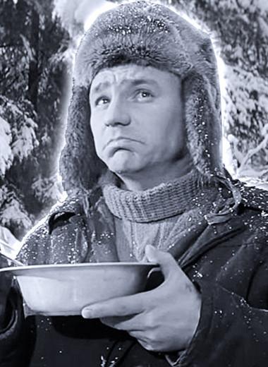 Подлыжный корм: как выжить зимой в лесу без еды
