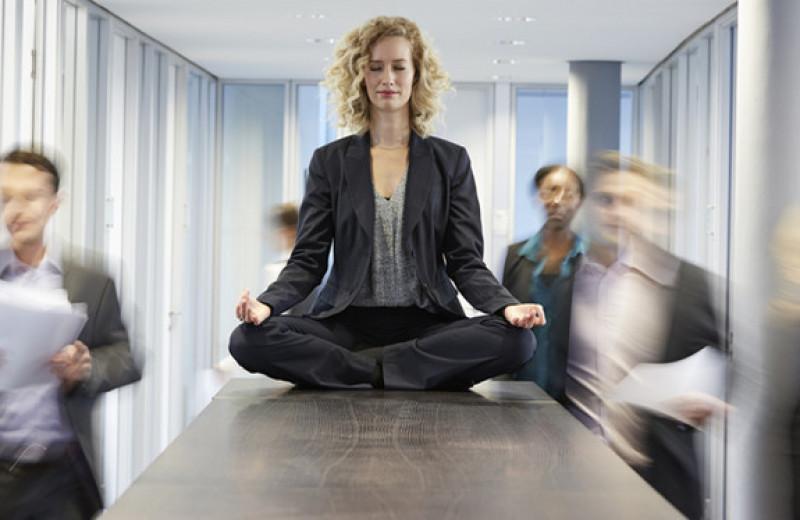 Снять стресс за минуту: 6 коротких медитаций