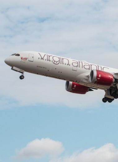 Ветер в помощь: пассажирский Boeing разогнался до сверхзвуковой скорости
