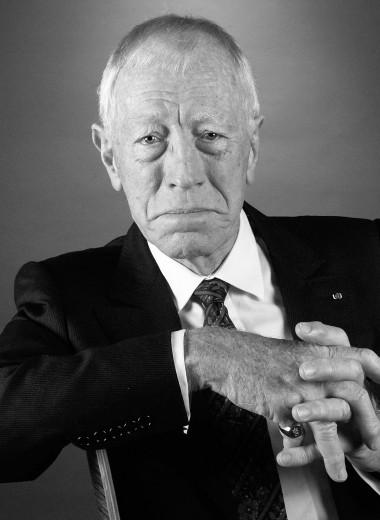 Макс фон Сюдов скончался в возрасте 90 лет