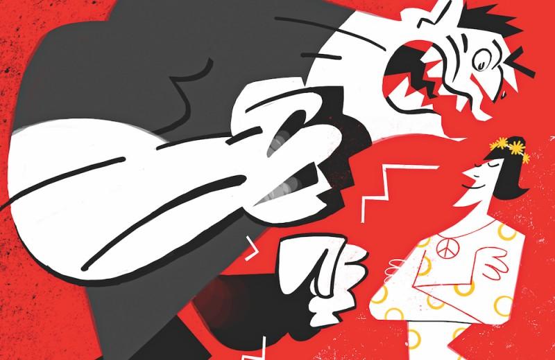 Стоп-сигнал: как перестать лезть на рожон