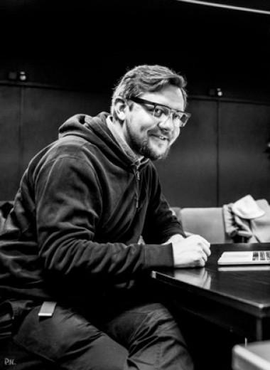 Интервью с художественным руководителем ЦИМа Дмитрием Волкостреловым
