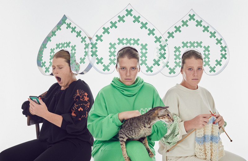 Варвара Шмыкова — об экоотношении к себе и кастингах через Instagram