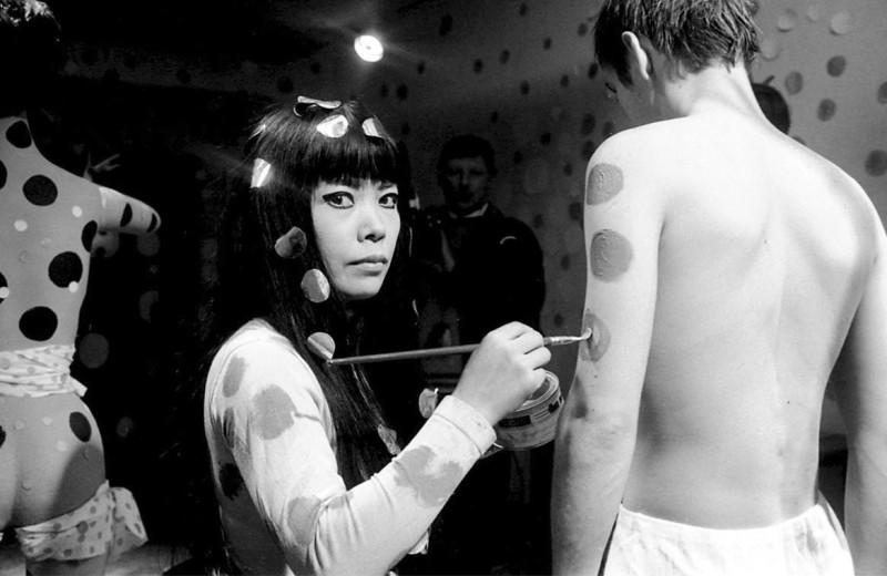Принцесса и горошины: одержимая художница Яёи Кусама