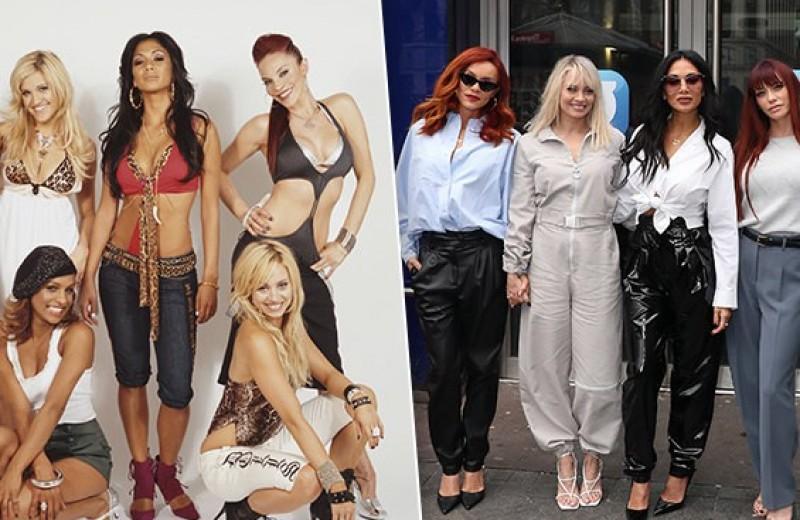 Секси-«куколки» спустя 15 лет: как изменились солистки The Pussycat Dolls