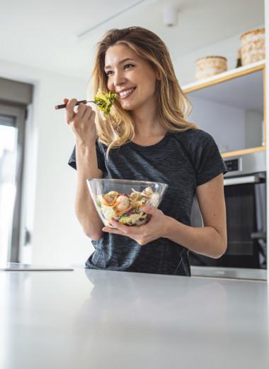Эксперты сказали, как питаться, чтобы стать продуктивнее