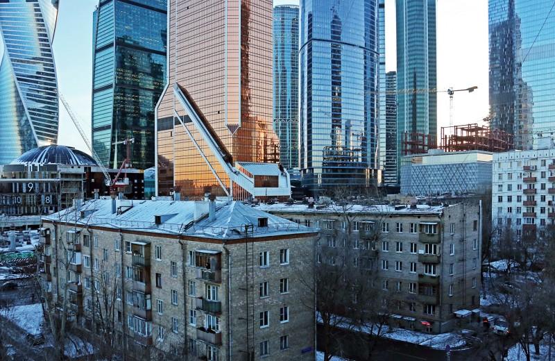 Социальное неравенство в России достигло минимума с 2006 года