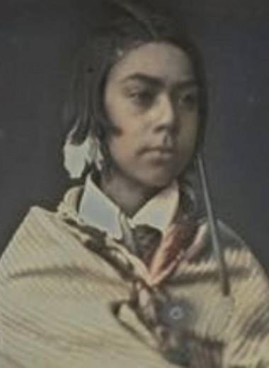 В Австралии нашли старейший фотопортрет маори