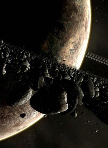 Самые удивительные открытия Voyager: 40 лет космических чудес