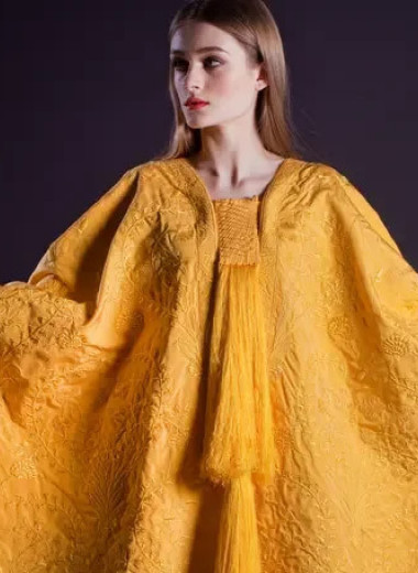 8 невероятных материалов, из которых изготавливают одежду