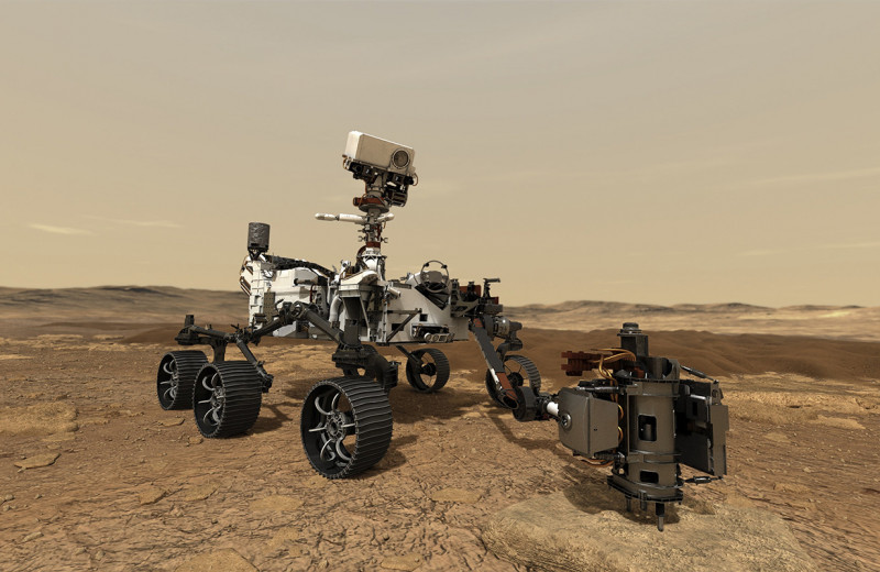 «Ужасный способ погибнуть»: ученые рассказали о рисках полета людей на Марс