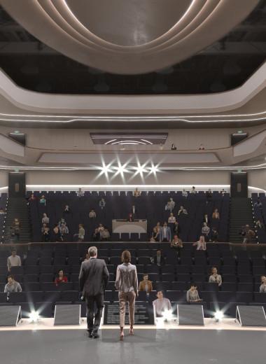 Натягиваем струны пока не лопнут: как построить уникальный концертный зал