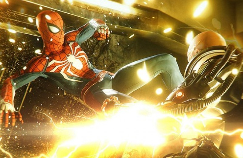Marvel's Spider-Man и другие главные игровые новинки месяца